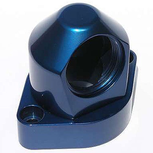 Meziere WN0020B Blue Swivel Water Neck by Meziere
