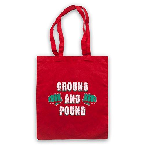 De Pound Mma Rojo Asas Bolsa And Ground Fighting CFwpXREq