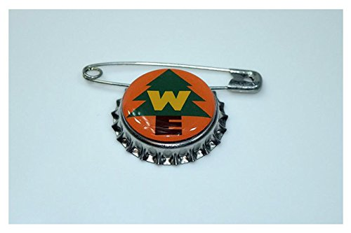 1 WILDERNESS EXPLORER bottle cap pin INSPIRED by