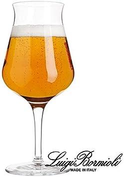 Luigi Bormioli–Colección birrateque–Comprobador 42–Copa Degustación Cerveza–conf. 6Unidades.