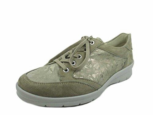 Semler à Lacets de Chaussures Femme X2025987028 Beige Ville Pour rxw7qSr1Cn