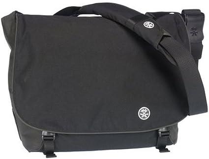 Aliado Descuido Ciencias  Amazon.com: Crumpler The Horseman Computer Messenger Bag (Black/Gun Metal):  Sports & Outdoors