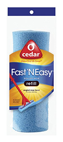 O'Cedar Fast 'N Easy Mop Refill Bulk
