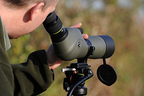 Endeavor XF 80A Angled Eyepiece Spotting Scope, 20-60x80, Waterproof/Fogproof