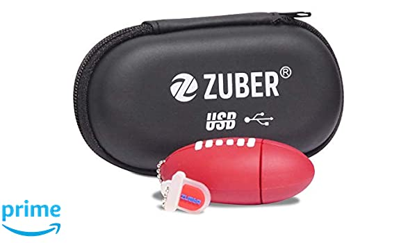 ZUBER - Memoria® novedad pelota de rugby llave de memoria USB pen ...