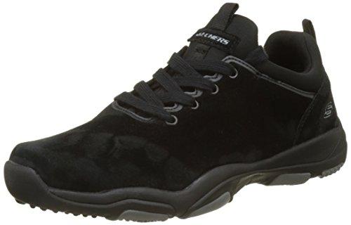 noir noir noir raxton Course Noir Hommes Skechers De Chaussures Larson SXa0UqW