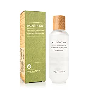 Facial Gel Toner - Natural Korean Jeju Island Complex | Cleanse Your Face | Restore Texture and Replenish Your Skin | Provides the Skin with Moisture | Hydrating and Calming Treatment with Aloe Vera