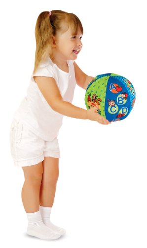 41bWRT41n8L - Melissa & Doug K's Kids 2-in-1 Talking Ball Educational Toy - ABCs and Counting 1-10