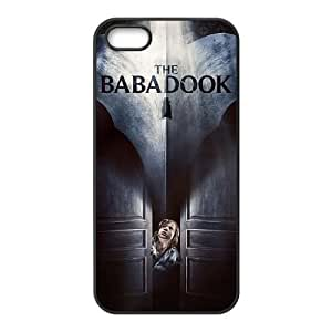 YUAHS(TM) Unique Phone Case for Iphone 5,5S with The Babadook YAS341581