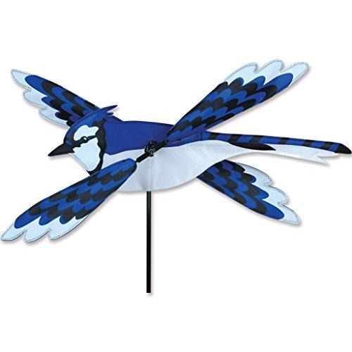 Whirligig Spinner - 25 In. Blue Jay ()