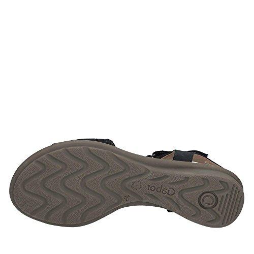 064 46 Gabor Sandals Nightblue Torin 86 SqwPxv0