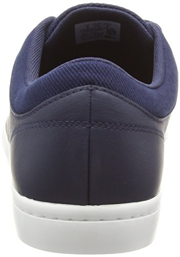 Lacoste Straightset Spt 116 1 - Zapatillas Hombre Azul - Blue (003-Navy)
