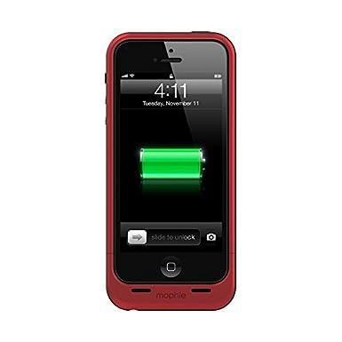Mophie Juice Pack Air - Fundas para teléfonos móviles (65.5 mm, 16 mm, 141 mm) Rojo: Amazon.es: Electrónica