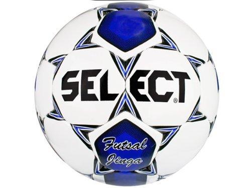 Select Futsal Jinga Ball (White/Blue 3)