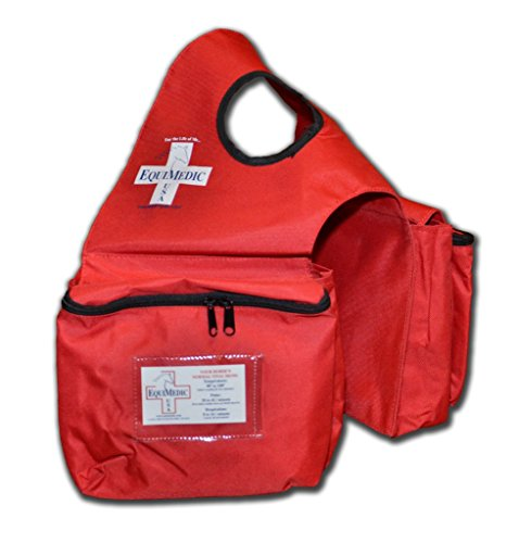 Trail Riding Equine First Aid Medical Kit 2
