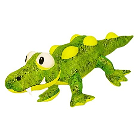 Green 37.5 ToySource Gator The Alligator Plush Collectible Toy
