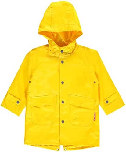 Wippette Boys' Solid Color Raincoat