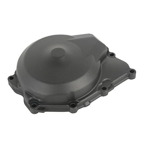 (XMT-MOTO Aluminum Left Engine Stator Crankcase Cover for YAMAHA YZF R6 2006 2007 2008 2009 2010 2011 2012 2013 2014)