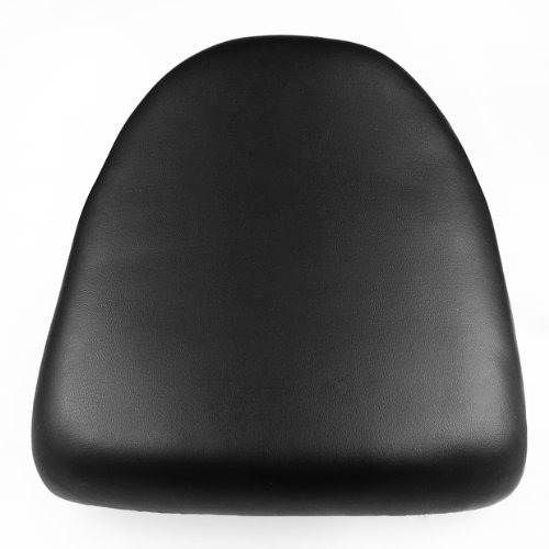 Black Motorcycle Rear Passenger Seat Pillion Cover For 1999-2007 SUZUKI Hayabusa GSX1300R - Suzuki Hayabusa 2002 Seats