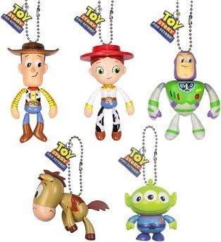 Toy Story Swinging Figures pack of 3 Gacha /Toy: Amazon.es ...