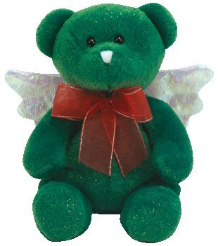 Image Unavailable. Image not available for. Color  1 X TY Beanie Baby -  HARK the Angel Bear ... 9a95dc69048