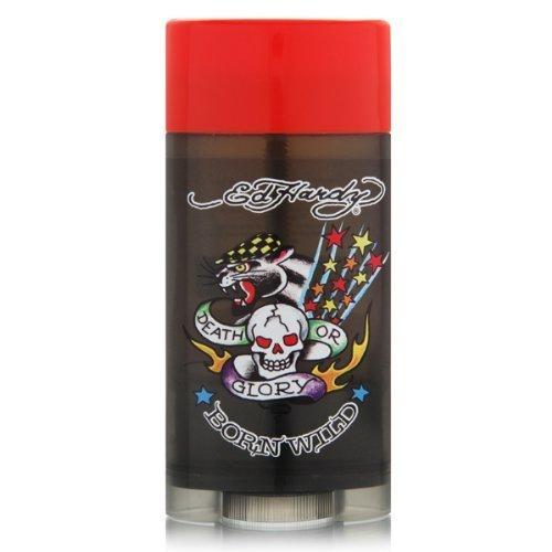 Ed Hardy Born Wild 2.75 oz Deodorant Stick (Alcohol Free) Men