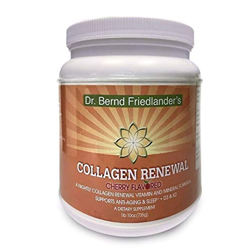 Collagen Renewal Cherry Flavored 1lb 10oz