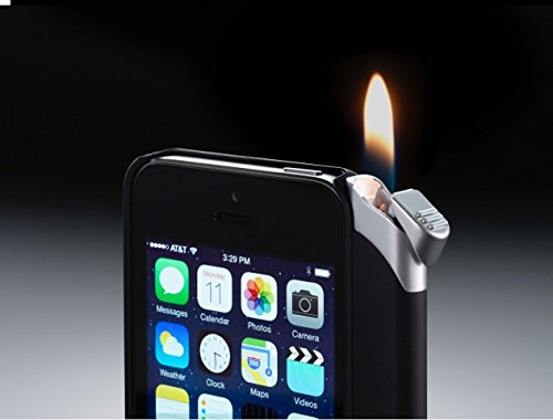 iPhone 5s Lighter Case Black product image