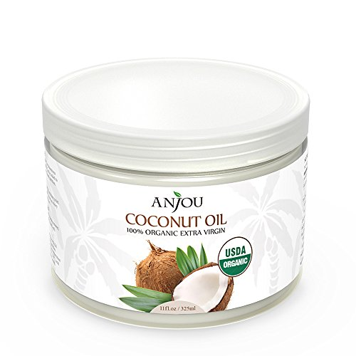Anjou Coconut Organic Unrefined Certified