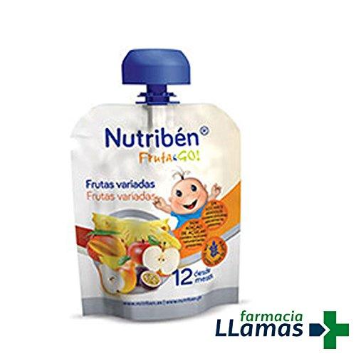 Nutribén NUTRIBEN FRUTA & GOFRUTAS VARIADAS 90GR