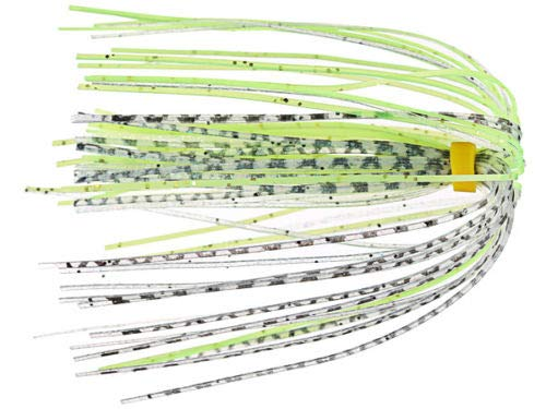 Z-MAN Banded Skirt, One Size, Chartreuse Shad