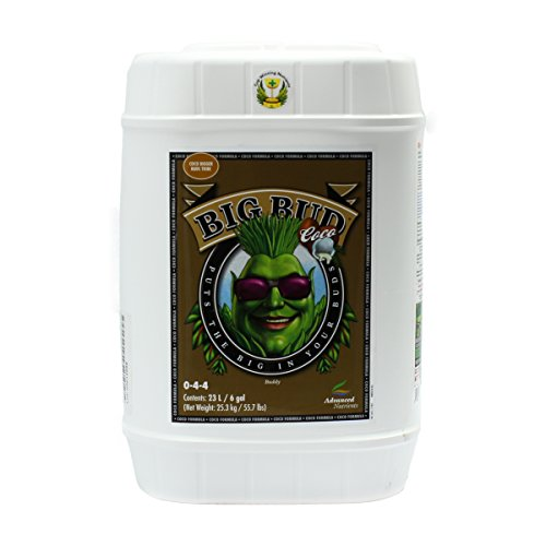 Big Bud Liquid - Advanced Nutrients Big Bud Coco Plant Nutrient, 23 L