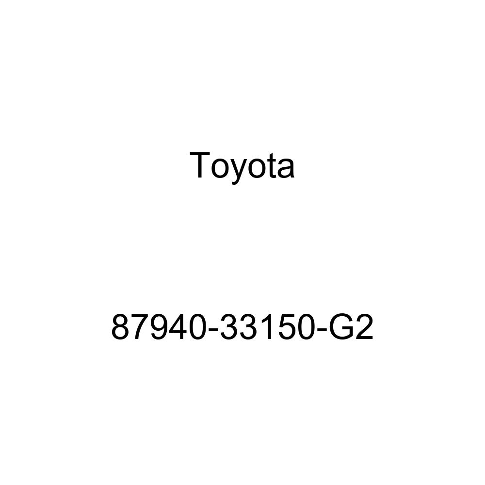 Genuine Toyota 87940-33150-G2 Rear View Mirror Assembly