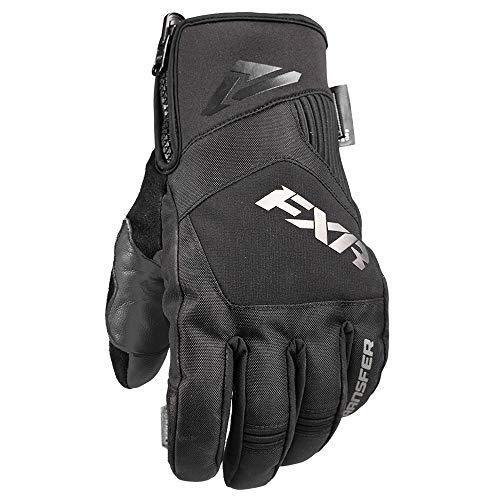 FXR Transfer Short Cuff Glove LG Black -