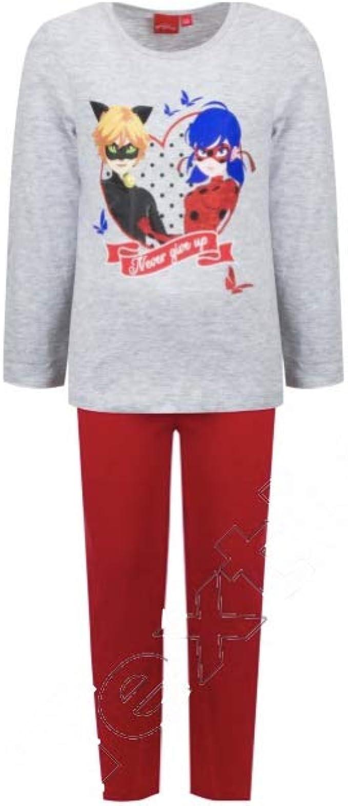 Miraculous Ladybug Pijama.