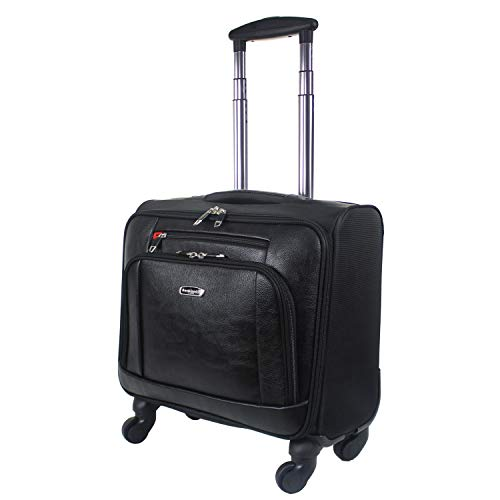 Wheeled Laptop Briefcase Business Office Bag Laptop Trolley Case Pilot Case Travel Cabin Bag 814 Buy Online In Bahamas At Bahamas Desertcart Com Productid 50425159