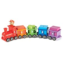 Learning Resources Count & Color Choo Choo, Train Learning Toy