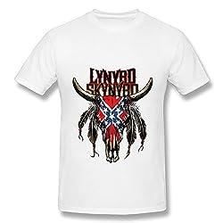 Lynyrd Skynyrd & Peter Frampton 2016 Tour T Shirt For Men White