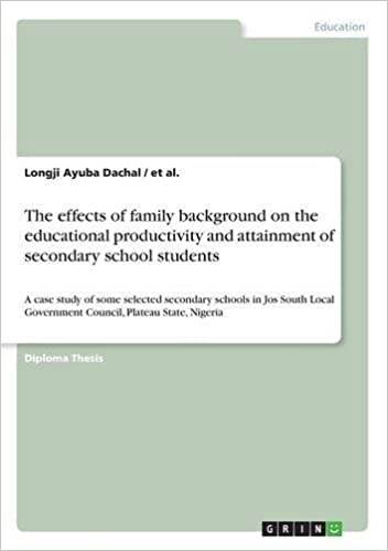 family background and education
