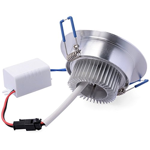 XCSOURCE 12X 3W 270 Lumens 2800K-3000K LED Warm White Energy Saving Recessed Ceiling Downlight With LED Driver LD264C