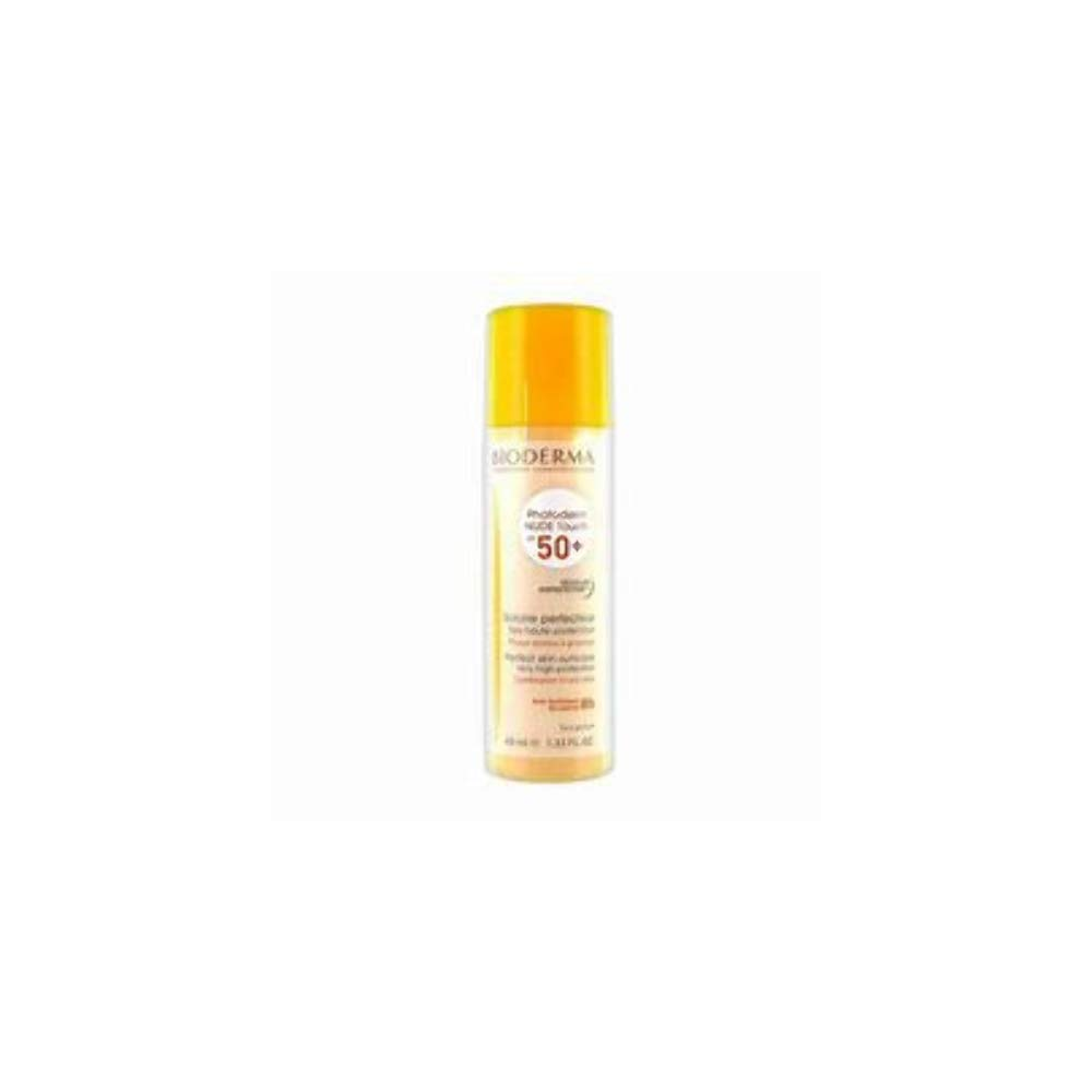 Bioderma Nude Touch SPF50+ Natural, 40 ml, Pack de 1: Amazon.es