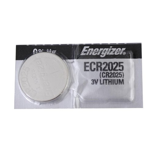 CR 2025 3 Volt Lithium Button Battery for Directed Electronics 598T Remote Control Transmitters and other uses