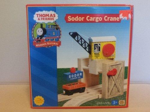 Sodor Cargo Crane - Thomas and Friends Wooden Railway Sodor Cargo Crane