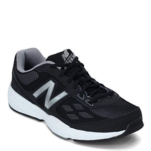 New Balance Men's MX517v1 Training Shoe, Black, 15 4E US