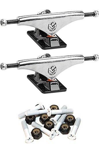 いじめっ子どこエスニックmini-logo 145 mmスケートボードトラックwith 1