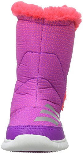 adidas Lumilumi K, Zapatillas de Deporte Exterior Para Niños Morado (Pursho / Plamet / Rojdes)