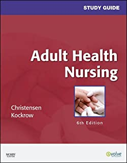 Foundations of nursing 6e 9780323057325 medicine health science study guide for adult health nursing 6e fandeluxe Choice Image