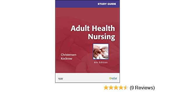 study guide for adult health nursing 6e 9780323057394 medicine rh amazon com The Pigman Study Guide Answers Anthem Study Guide Answers