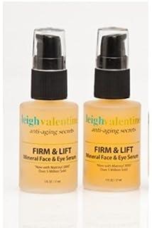 Leigh Valentine Firm U0026 Lift Anti Aging Skin Firming Collagen Peptide Serum  2 Pack