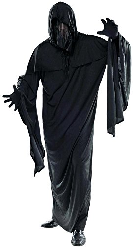 Ghoul Robe Costume - Standard - Chest Size 42 - Dark Reaper Teen Costumes
